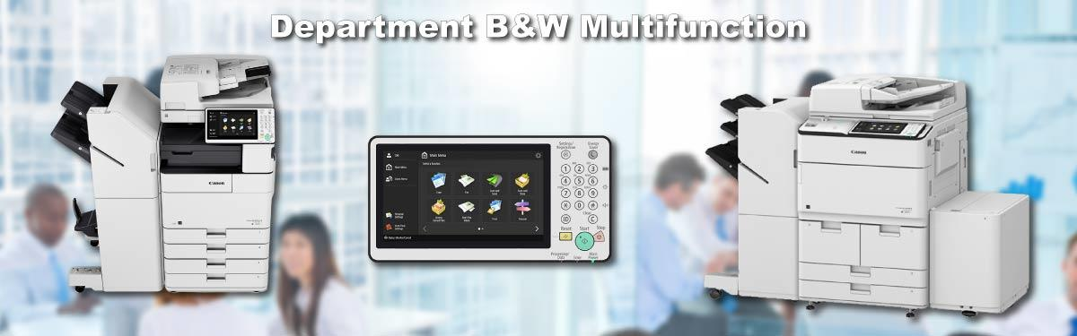 Department B&W Multifunction – Welcome to the H  L  Dempsey Co